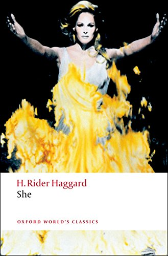 9780199536429: She (Oxford World's Classics)