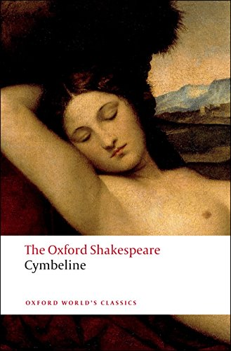 9780199536504: Cymbeline: The Oxford Shakespeare