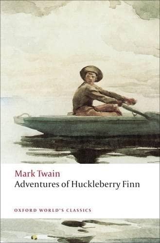 9780199536559: Adventures of Huckleberry Finn (Oxford World's Classics)