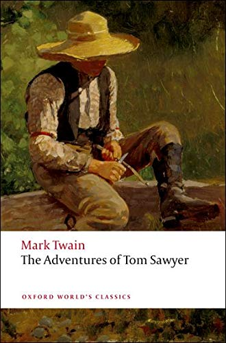 THE ADVENTURES OF TOM SAWYER NEW ED OWC:PB