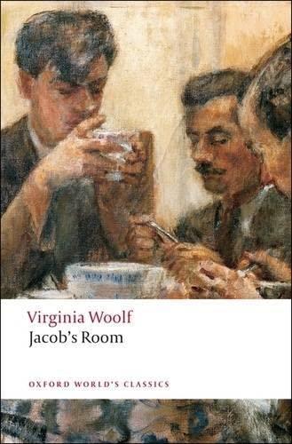 9780199536580: Jacob's Room (Oxford World's Classics)