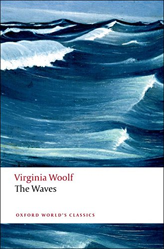 9780199536627: The Waves (Oxford World's Classics)