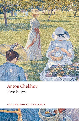 9780199536696: Five Plays Ivanov, The Seagull, Uncle Vanya, Three Sisters, and The Cherry Orchard (Oxford World's Classics)