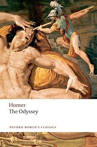 9780199536788: Oxford World's Classics: The Odyssey (World Classics)