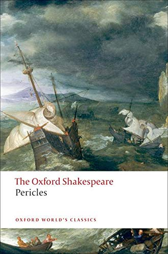 9780199536832: Pericles: The Oxford Shakespeare