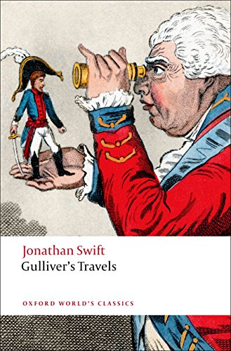 GULLIVER'S TRAVELS OWC PB