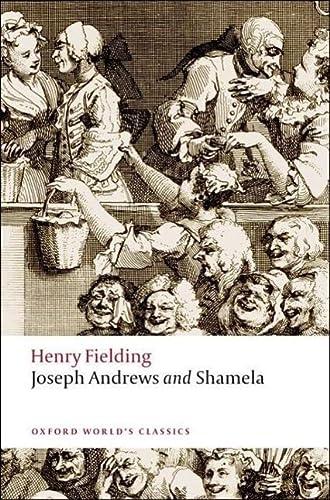 9780199536986: Joseph Andrews and Shamela (Oxford World's Classics)