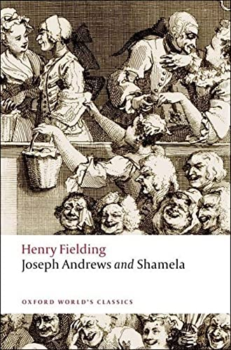 9780199536986: Joseph Andrews and Shamela (Oxford World's Classics)
