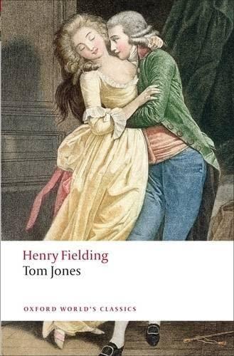 9780199536993: Tom Jones (Oxford World's Classics)