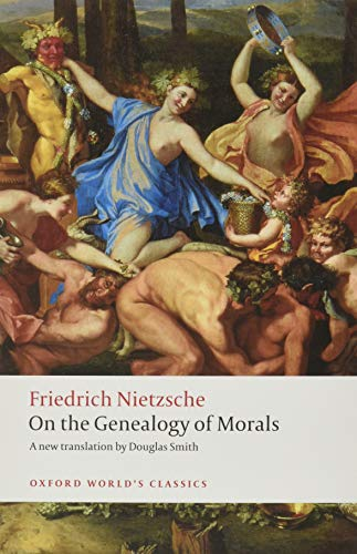 9780199537082: On the Genealogy of Morals (Oxford World's Classics)