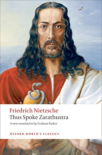 9780199537099: Thus Spoke Zarathustra A Book for Everyone and Nobody (Oxford World's Classics)