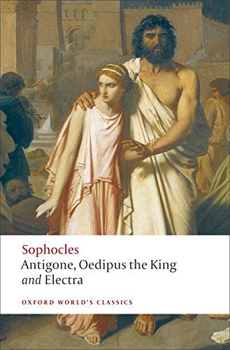 9780199537174: Antigone, Oedipus the King, Electra (Oxford World's Classics)