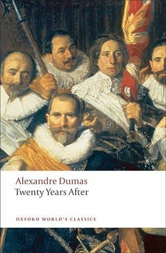 9780199537266: Twenty Years After (Oxford World's Classics)