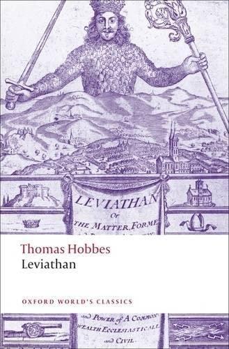 9780199537280: Leviathan (Oxford World's Classics)