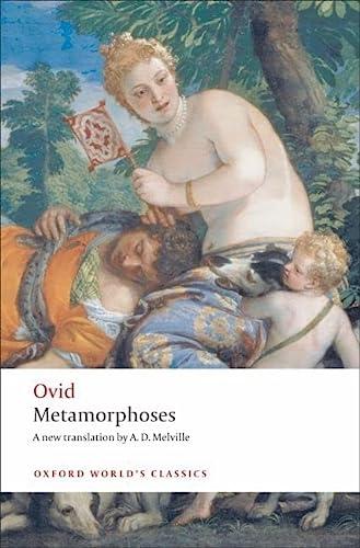 9780199537372: Metamorphoses (Oxford World's Classics)
