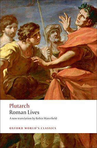 9780199537389: Roman Lives: A Selection of Eight Roman Lives (Oxford World's Classics)