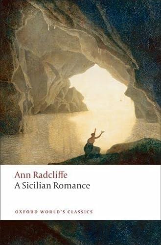 9780199537396: A Sicilian Romance (Oxford World's Classics)