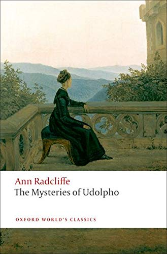 9780199537419: The Mysteries of Udolpho (Oxford World's Classics)