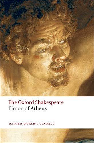 Timon of Athens: The Oxford Shakespeare (Paperback)