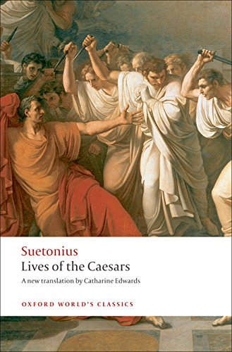9780199537563: Lives of the Caesars (Oxford World's Classics)