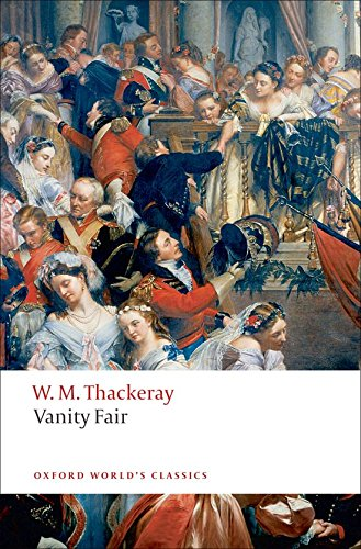 9780199537624: Vanity Fair: A Novel without a Hero (Oxford World's Classics)