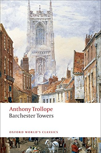 9780199537655: Barchester Towers (Oxford World's Classics)