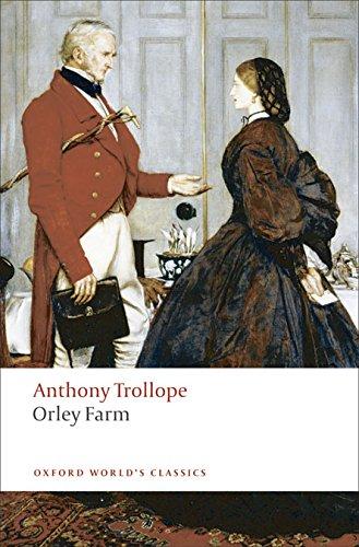 9780199537723: Orley Farm (Oxford World's Classics)