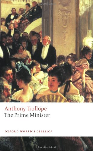 9780199537754: The Prime Minister (Oxford World's Classics)