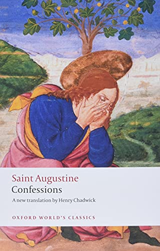 9780199537822: The Confessions (Oxford World's Classics)