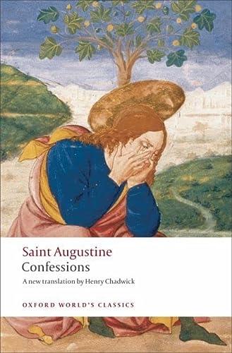 9780199537822: The Confessions (Oxford World's Classics)