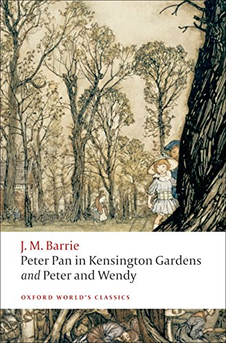9780199537846: Peter Pan in Kensington Gardens / Peter and Wendy