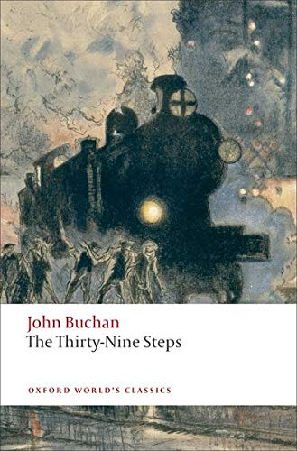 9780199537877: The Thirty-Nine Steps (Oxford World's Classics)