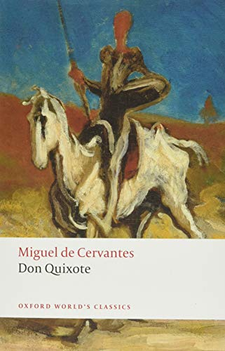 9780199537891: Don Quixote de la Mancha (Oxford World's Classics)