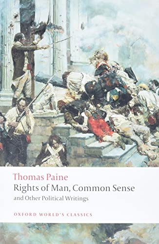 9780199538003: Rights of Man, Common Sense, and Other Political Writings