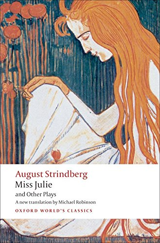 9780199538041: Miss Julie and Other Plays (Oxford World's Classics)