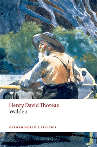 9780199538065: Walden (Oxford World's Classics)