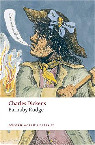 9780199538201: Barnaby Rudge (Oxford World's Classics)