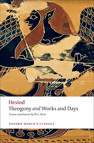 9780199538317: Theogony and Works and Days