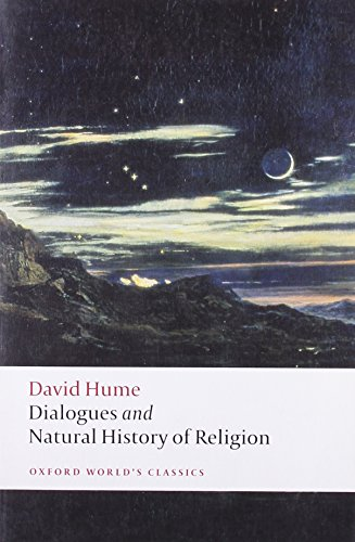 9780199538324: Dialogues and Natural History of Religion