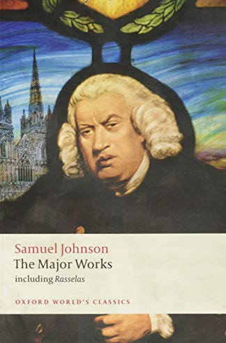 9780199538331: Samuel Johnson: The Major Works (Oxford World's Classics)