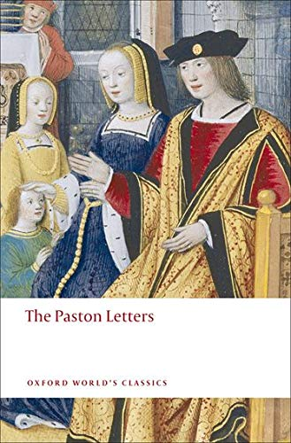 9780199538379: The Paston Letters A Selection in Modern Spelling (Oxford World's Classics)