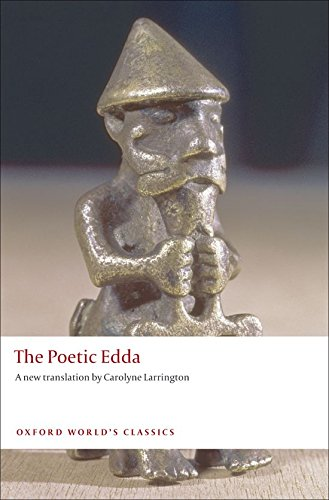 9780199538386: The Poetic Edda (Oxford World's Classics)