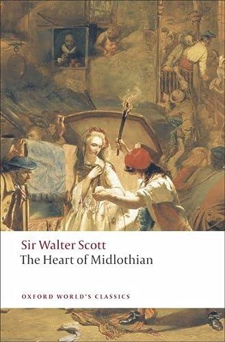9780199538393: Oxford World's Classics: The Heart of Midlothian (World Classics)