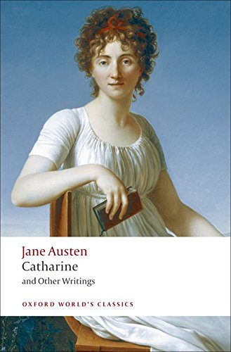 9780199538423: Catharine and Other Writings