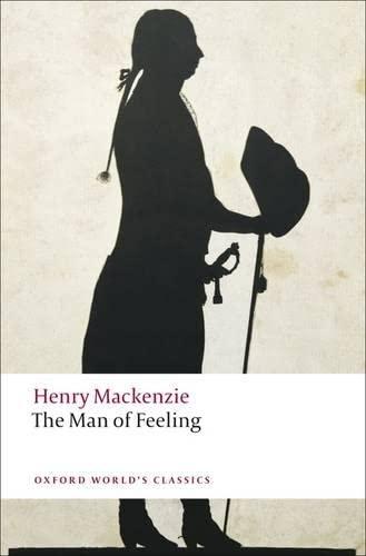 9780199538621: The Man of Feeling (Oxford World's Classics)