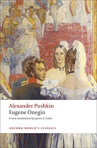 9780199538645: Eugene Onegin: A Novel in Verse (Oxford World's Classics)