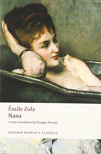 9780199538690: Nana (Oxford World's Classics)