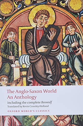 9780199538713: The Anglo-Saxon World: An Anthology