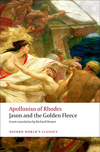 9780199538720: Jason and the Golden Fleece: (The Argonautica) (Oxford World's Classics)