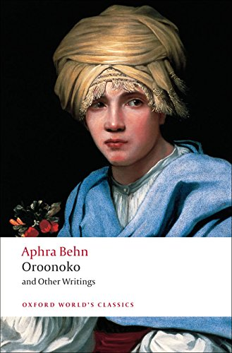 9780199538768: Oroonoko, and Other Writings (Oxford World's Classics)